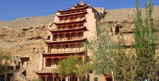 Les grottes de Dunhuang