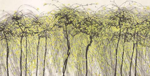 Exposition peinture de Chen Lyusheng