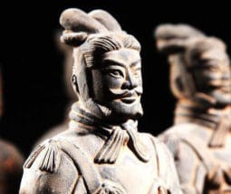 La dynastie des Qin