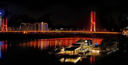 Le Jiangxi à travers un regard étranger