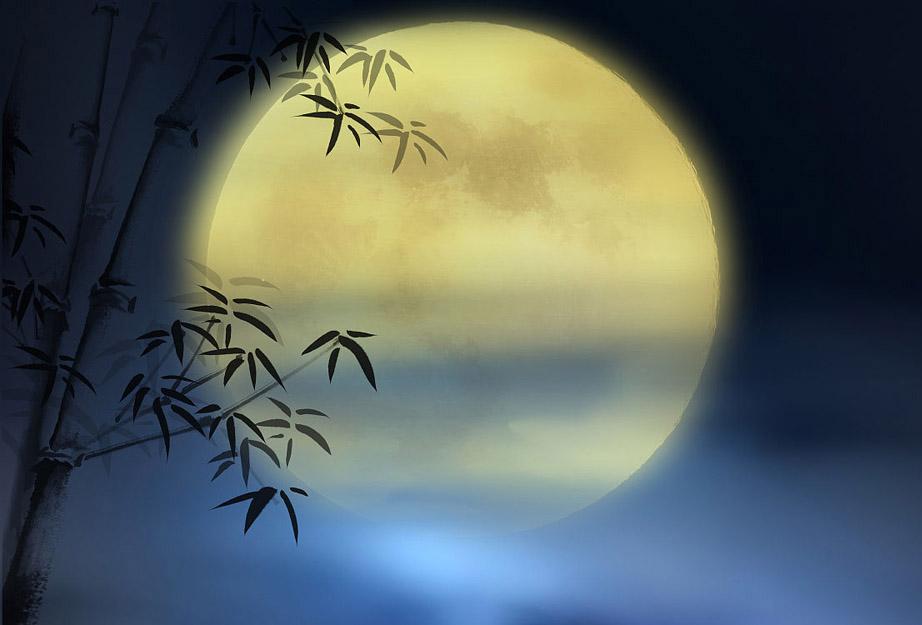 """Résultat de recherche d'images pour """"image de clair de lune automnal"""""""