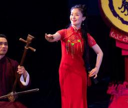 第十二届巴黎中国曲艺节