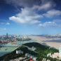 Wuhan, confluence des deux fleuves 武汉两江汇聚
