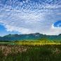 Hubei, Shennongjia, lac Dajiu 湖北神农架大九湖