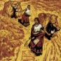 LI Huanmin, Premier pas sur la route d'or, Année 1953, Gravure, Sur papier 李焕民 初踏黄金路 1953年 版画 纸本