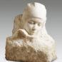 ZHANG Dedi, Jour et Nuit, Année 1984, Sculpture, Marbre blanc 张得蒂 日日夜夜 1984年 雕塑 汉白玉