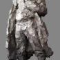 WU Weishan, KONG Fansen, Année 2008, Sculpture, Bronze 吴为山 孔繁森 2008年 雕塑 铜