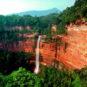 Patrimoine naturel mondial – Roche Foguang, merveille du relief Danxia, Chishui 世界自然遗产——赤水丹霞奇观佛光岩