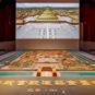 紫禁城宫殿建筑全景模型 Maquette de la Cité interdite