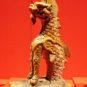 押鱼 Figures et animaux ornementaux sur les tuiles du pavillon de l'Harmonie suprême - Xia Yu (animal marin pouvant prévenir des dangers liés aux incendires et aux déluges)