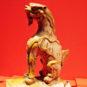獬豸 Figures et animaux ornementaux sur les les tuiles du pavillon de l'Harmonie suprême - Xie Zhi (symbole de la bravoure et de la justice)