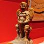 行什 Figures et animaux ornementaux sur les tuiles du pavillon de l'Harmonie suprême - Hang Shi (divinité qui empreinte ses traits à « LeiGong » (雷公), Dieu du Tonnerre
