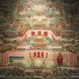 明 明宫城图 Carte de la Cité interdite, dynastie Ming