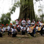 Chant assis des huit sonorités, ethnie Buyi 布依族八音坐唱