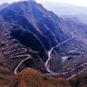 Route aux 24 virages de Qianlong 晴隆24道拐