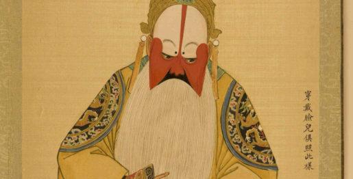 1.太平桥-老大王(李克用)Vieux roi (Li Keyong)