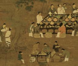 味蕾的诱惑——中国烹饪与美食