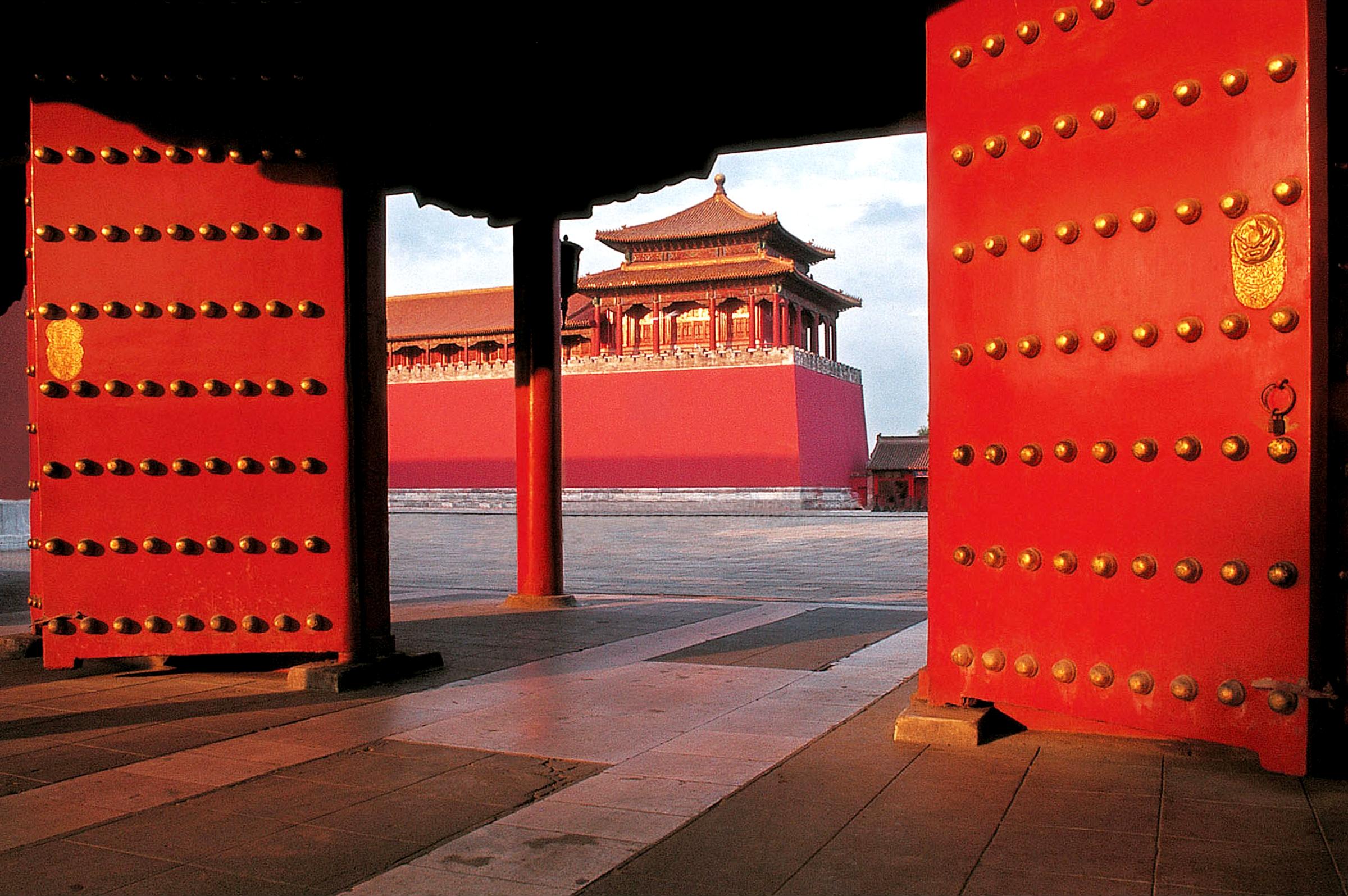 1.故宫-封面 Couverture