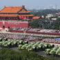 大国长剑浩荡东风,长剑在手敢缚苍龙-柳军-北京天安门广场 Défilé militaire (Place Tian'anmen, Pékin)