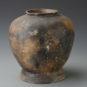 1.刻符陶罐1 Vase guan 罐 à motif gravé en poterie