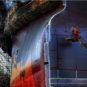 中远船务 - 冯文宝 - 大连中远海运重工有限公司 China COSCO Shipping ©️Feng Wenbao (Compagnie de l'industrie lourde de China COSCO Shipping, Dalian, province du Liaoning)
