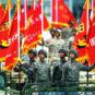 红色基因战旗传承-柳军-北京天安门广场 Transmission des gènes «rouges» sous la flamme de guerre ©️Liu Jun (Place Tian'anmen, Pékin)