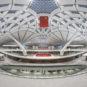 大兴国际机场候机楼 - 宋明昌 - 北京大兴国际机场 Intérieur du terminal de l'aéroport international de Pékin-Daxing ©️Song Mingchang (Pékin)