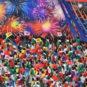 载歌载舞祝福祖国,同心共筑中国梦 - 柳军 - 北京天安门广场 Meilleurs vœux à la patrie, construction du rêve chinois ©️Liu Jun (Place Tian'anmen, Pékin)