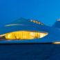 世界最佳文化建筑——哈尔滨大剧院 - 耿洪杰 - 哈尔滨 Grand théâtre de Harbin ©️Geng Hongjie (Harbin, province du Heilongjiang)