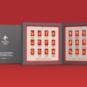体育图标纪念徽章Badges de souvenir 1