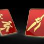 体育图标纪念徽章Badges de souvenir 3