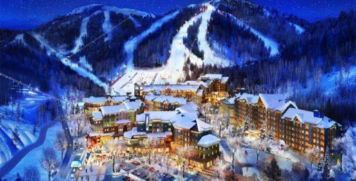 张家口崇礼滑雪场 Station de ski de Chongli à Zhangjiakou 1