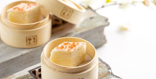 1.千层油糕Mille-feuille chinois