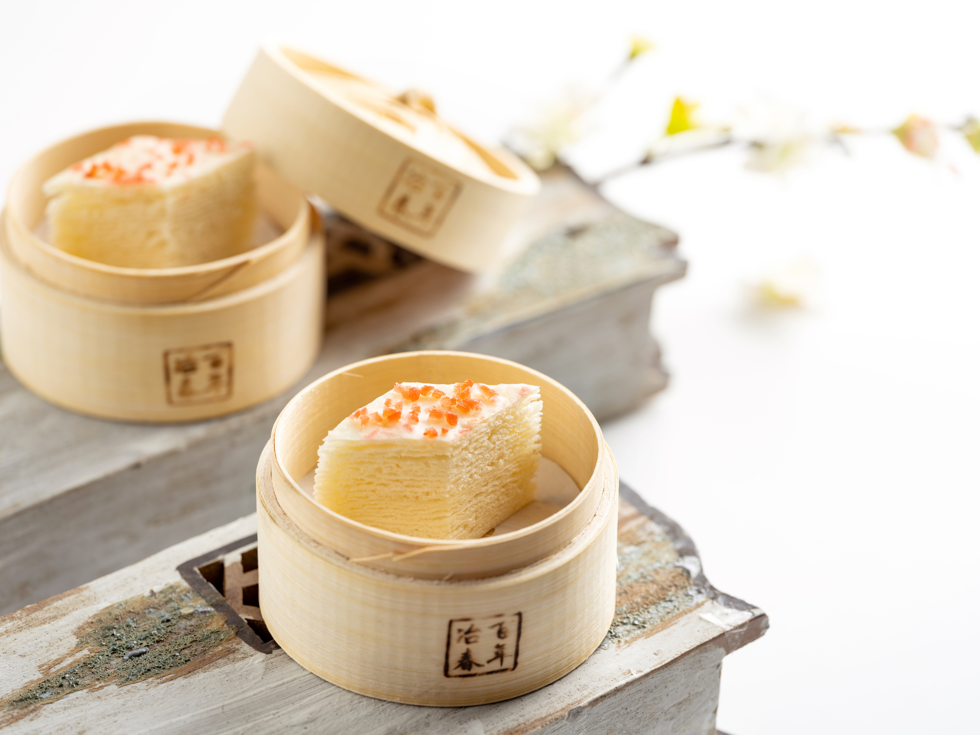 千层油糕Mille-feuille chinois