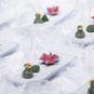 荷花酥Gâteau croustillant en forme de lotus