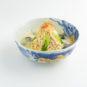 大煮干丝Tranches de tofu au jambon pochés