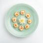 菊花蟹斗Chair de crabe frite en forme de chrysanthème