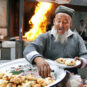 2.烤包子 Petits pains farcis Baozi grillées