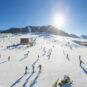 3.乌鲁木齐-雪场全景照 Urumqi – Panorama de la station du ski