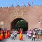 4.喀什古城景区 Zone touristique de la cité antique de Kachgar