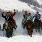7.赛马 Course de chevaux