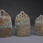 05 大型墓葬出土镈钟 Cloches à ornements exhumées d'une grande tombe