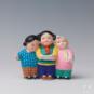15 我爱北京天安门 柳家奎 20世纪70年代 6×15.5×13cm 彩塑 中国美术馆藏 « J'aime Beijing Tiananmen » Liu Jiakui, années 1970, 6 x 15,5 x 13 cm, sculpture polychrome, collection du Musée d'art national de Chine