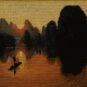3、桂林山水 Scène enneigée de Jiuzhaigou 许凤英/中国 Xu Fengying/Chine