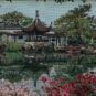 7、江南园林 Jardins du Jiangnan 上海工艺美术研究所 Institut de recherche sur les arts et artisanats de Shanghai